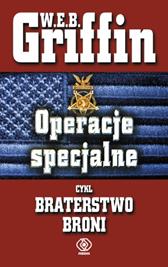 Operacje specjalne, W.E.B. Griffin, Dom Wydawniczy REBIS Sp. z o.o.