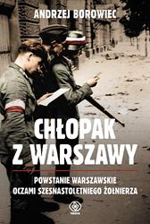 Chłopak z Warszawy, Andrzej Borowiec, Dom Wydawniczy REBIS Sp. z o.o.