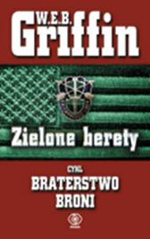 Zielone berety, W.E.B. Griffin, Dom Wydawniczy REBIS Sp. z o.o.