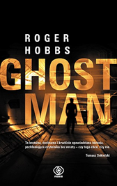 Ghostman, Roger Hobbs, Dom Wydawniczy REBIS Sp. z o.o.